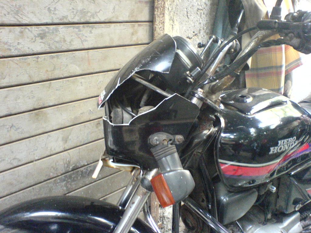 My Bike Accident