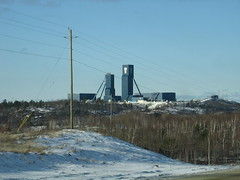 Nickel Rim South Mine (eastick_east) Tags: mine sudbury headframe nickelrim falconbridge xstrata xstratanickel