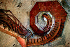 stairs in verona (phitar) Tags: italy tower stairs spiral topv1111 interestingness1 staircase verona topf500 phitar
