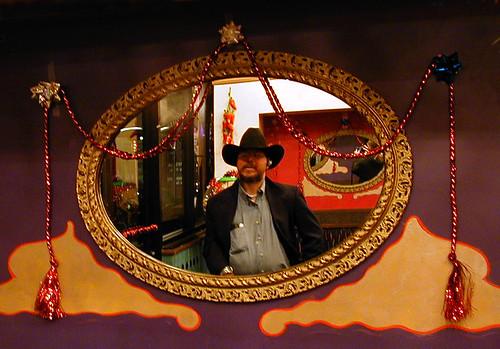 Christmas Cowboy, Prescott, Arizona