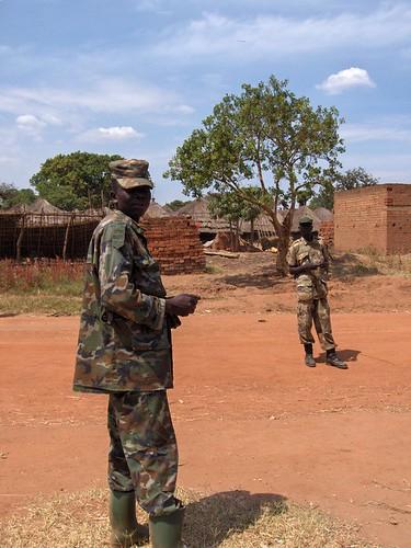 LDUs at Acholibur IDP Camp (Kitgum)