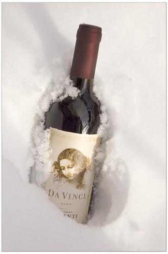 DaVinci Wine (or Whine, depending)