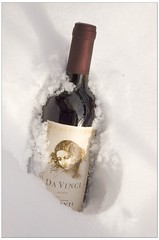 DaVinci Wine (or Whine, depending)