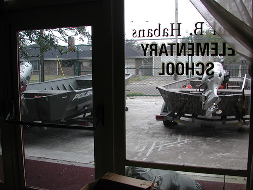 School Boats