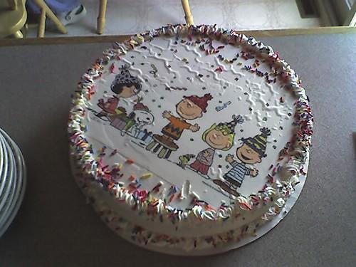 Dairy Queen Cake