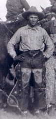 GREAT GRANDPA KULHANEK (Ever So Happy) Tags: family cowboy grandparents oldcowboy grandpakulhanek