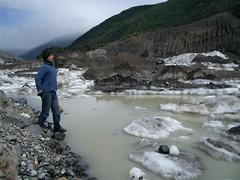 Monte Tronador - 10 - Jose icebergs