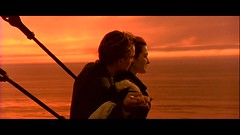 jack and rose..(you guessed wrong, dont you) (bwv 1017) Tags: cinema love titanic sea beauty ocean tragic