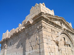 Castle-Syria (Pharmacist.Mahairi) Tags: old brown castle tourism rock wow high fantastic shiny rocks view desert hiking traditional tourist fave syria neat lovely treasures    dumair anvirnt countrusides