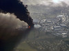 Fuel Depot Explosion - Airborne Capture V