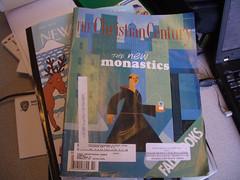 """The Christian Century on the """"new monasti..."""