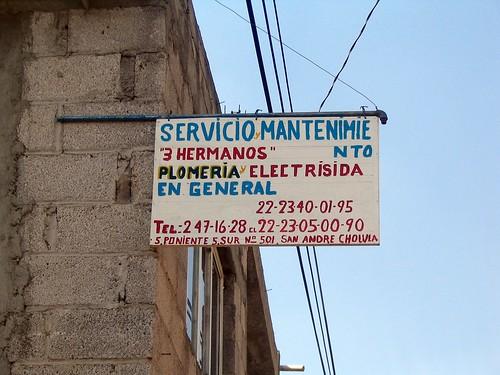 Plomeria y Electrisida