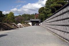 Castle Gate (Jon Charest) Tags: kyoto japan nijocastle nature park 28135mmis