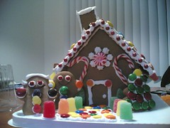 All done (ginatrapani) Tags: gingerbreadhouse
