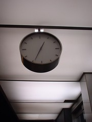 Time_in_Isolation__by_avp17 (avp17) Tags: street urban toronto clock night queen finepix fujifilm 2300
