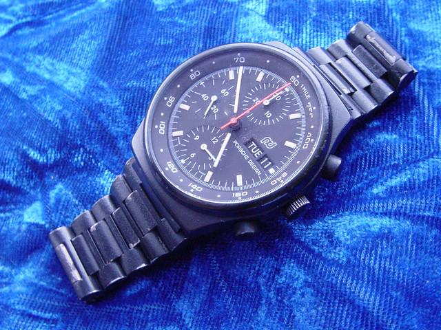orfina porsche design chrono swiss watches chronograph
