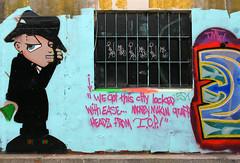 Locked With Ease (funkandjazz) Tags: icp twick cuba dzyer skew tmf california characters graffiti sanfrancisco