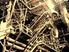 escaleras (u_p (un.titled_photo)) Tags: mexico industrial nuevoleon fav monterrey historia escaleras fundidora mes012006 exc3 exc4 exc5 exc2 buena1 exc1 photodotocontest1 horno3 forummonterrey