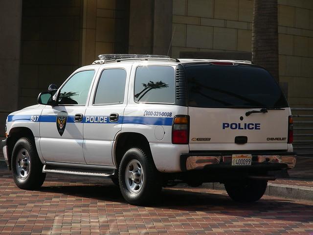 amtrak police chevy chevrolet tahoe unionstation