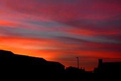 Sunset over Totterdown 1 (Taz etc.) Tags: sunset bristol totterdown newtoy