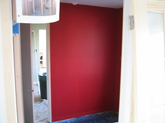 oh my god. (nosha) Tags: renovation prm nosha femmemakita redrum red laundy