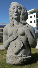 The fisherman's wife by John McLean (te_kupenga) Tags: 2006 exhibition johnmclean kupenga gen06 thefishermanswife