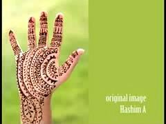 Mehndi hand III, Hashim A (on Vimeo)