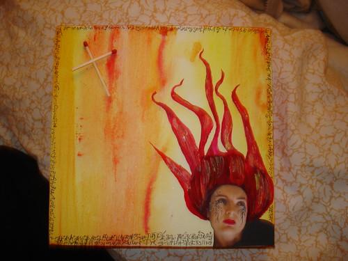faith of the little arsonist
