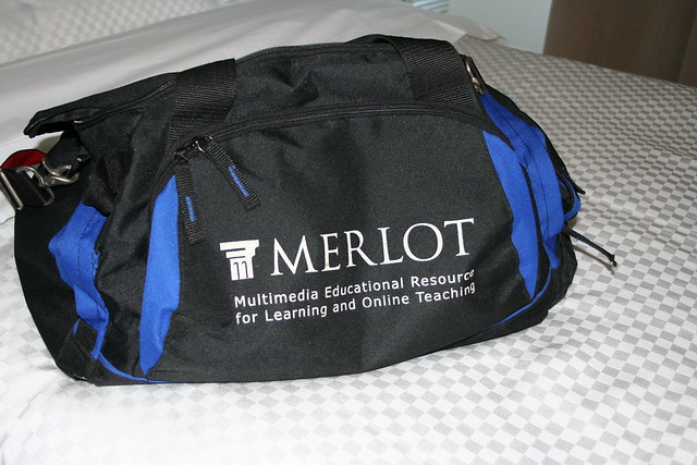 Now This is a Conference Bag!