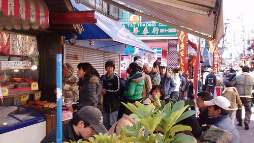 sidewalk rāmen (垃麺) #1327