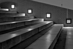 Steps (Davoud D.) Tags: bw campus university steps coventry warwick studentunion warwickuniversity warwickuni universityofwarwick