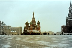 Moscow (Russia) - the Red Square