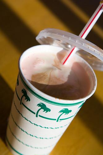 Neapolitan Milkshake