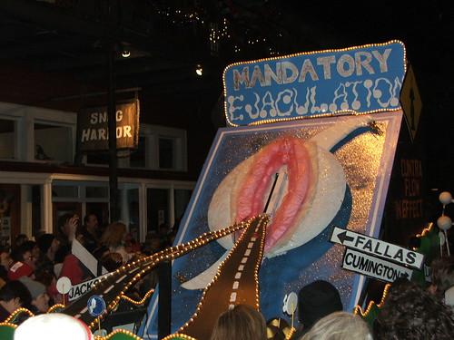 Mandatory Ejaculation