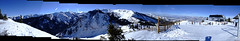 Maroon Bells & the top of Elk Camp lift, Snowmass, CO (earthsound) Tags: christmas trees vacation sky 15fav panorama snow ski mountains topv111 510fav geotagged snowboarding topv555 topv333 colorado skiing lift widescreen pano altitude topv1111 topv999 skilift snowboard christmas2005 fir topv777 peaks technique spruce stitched snowmass snowmassco highaltitude alpinemeadows maroonbells summits burntmountain whiterivernationalforest mountainsrockymountains maroonbellssnowmasswilderness s9000 fujifilmfinepixs9000 elevation40004500m fujifilms9000 finepixs9000 snowmasscolorado elkcamp elkcamplift sleversmountain 11300ft subalpinemeadows nationalforestwilderness geo:lon=106926733 geo:lat=39169003 altitude4315m isnow
