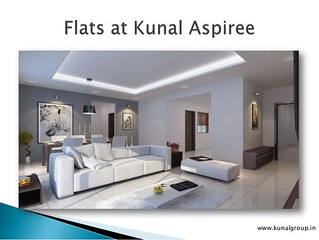 Aspiree Residential Apartments by Kunal Group, Balewadi, Pune