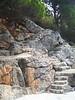 Stone Steps (Lydie's) Tags: stone steps croatia rockformation babinkuk
