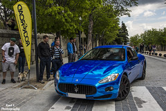Maserati Granturismo (RAFFER91) Tags: mercedes benz spider nikon nissan ferrari turbo porsche bmw m3 audi lamborghini coupe m5 maserati v10 ultima amg f430 gtr granturismo r8 gt3 997 techart carspotting galardo rockroad sl63 d7100 grancabrio raffer91