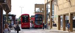 IMGP2346 (Steve Guess) Tags: uk red england bus london united surrey kingston gb wright gemini ratp tfl woodstreet clarencestreet route285