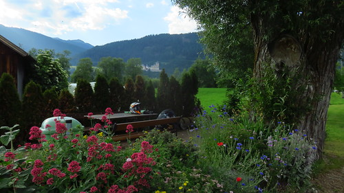 über die Alpen und retour