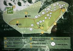 Crte des Eparges (Les Eparges ridge) - Sitemap (Sokleine) Tags: france history memorial wwi battle ridge 55 1915 lorraine meuse 1418 bataille crte leseparges