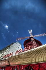 Moulin rouge - Montmartre dans les traces d'Amlie Poulain (sylvain.landry) Tags: paris canon photography eos photo bestof photographie montmartre moulinrouge landry photographe amliepoulain sacrecoeur 5dmarkiii sylvainlandry wwwsylvainlandrycom