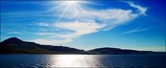 Sun on the sea (tor-falke) Tags: sunset sea sun weather clouds sunrise islands scotland seaside flickr sundown sony scottish wolken islay dslr nuages wetter schottland écosse schön schottisch schöneaussicht scotlandtour schottlandtour sonyalpha scotlandtours alpha58 torfalke flickrtorfalke schottlandreise2015