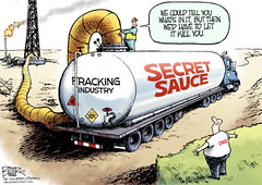 The Fracking Industry Secret Sauce