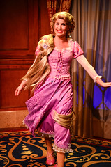 Rapunzel (EverythingDisney) Tags: fairytale hall princess disney disneyworld wdw waltdisneyworld rapunzel magickingdom tangled princessrapunzel