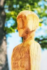 warm and sunny (mjm.photos) Tags: wood light hot art canon naked nude bayern bavaria body kunst chainsaw human 5d form dslr shape holz heis mensch maisach krper kettensge schwarzmann beracker schmie