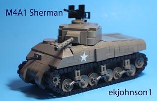 M4A1 Sherman [explored]