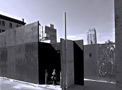 Un-designed Minimalism (sjnnyny) Tags: downtown pentax lowereastside constructionsite k3 unintentionalart stevenj newapartmentblocks pentaxk3 sjnnyny broomestandessex urbanrenewalsite