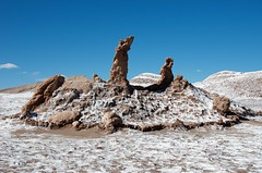 The Three Marias, Valle de la Luna