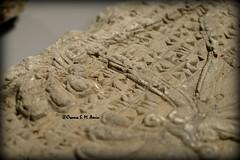 Deatail of a wall relief, North-West Palace (Assyria, Babylon, Akkad, Sumer...) Tags: iraq mesopotamia assyria alabaster sacredtree wallrelief ashurnasirpal nimrud kalhu calah standardinscription sulaymaniyahmuseum ahsurnasirpal